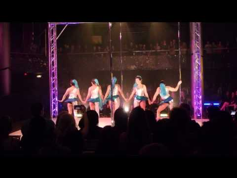 Samantha Star Pole Show LA