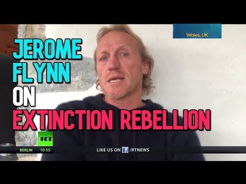 Game of Thrones' star Jerome Flynn on Extinction Rebellion (Going Underground)