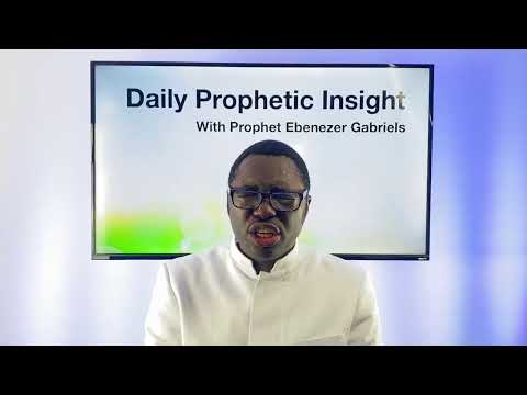 Witchcraft Arrows against the Lord's Beloved Will Continue to Fail - July 11, 2020 Prophetic Insight