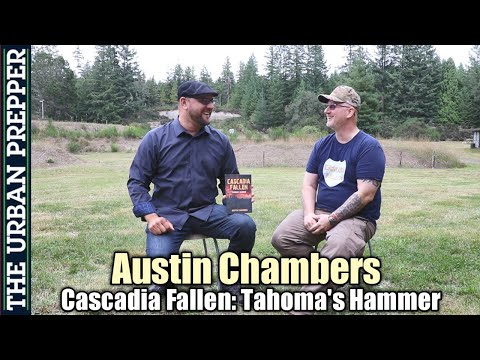 Austin Chambers Interview - Author of