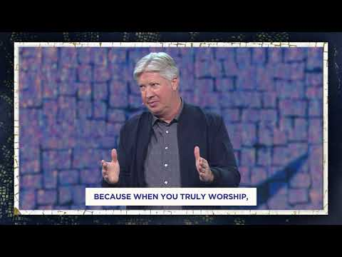 Giving Up Control to God  Pastor Robert Morris