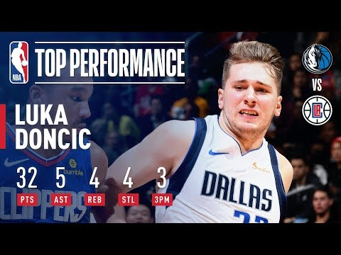 Luka Doncic Drops a Career-High 32 Points! | December 20, 2018