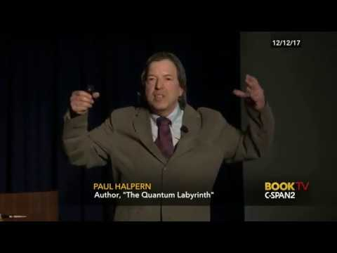 The Quantum Labyrinth - Richard Feynman & John Wheeler - Quantum Reality & Time