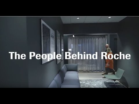 The people behind Roche (swedish subtitles)