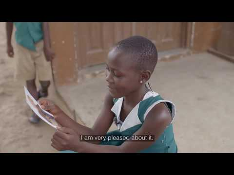 Meet Mary - Plan International sponsored child in Ghana