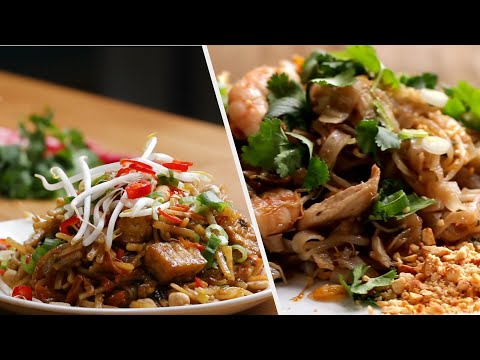 5 Delicious Pad Thai Inspired Dishes ? Tasty