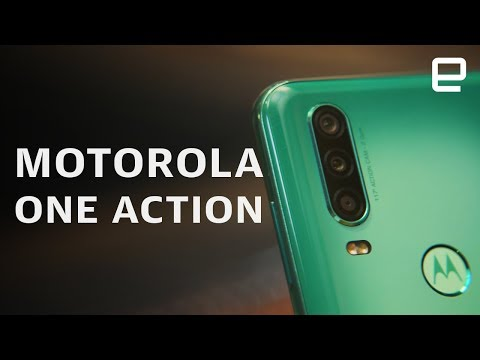 Motorola One Action Hands-On: A smartphone with an action camera? - UC-6OW5aJYBFM33zXQlBKPNA