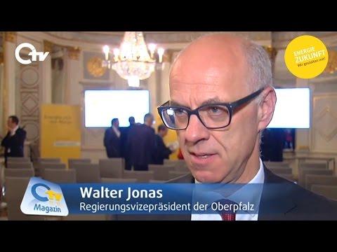 OTV: Preisverleihung Bürgerenergiepreis Oberpfalz 2016