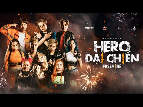 HERO ĐẠI CHIẾN FREE FIRE - Hero Team x QT Beatz | Official Music Video