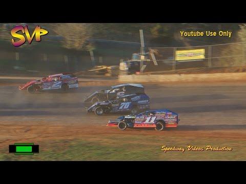 411 Motor Speedway   Frostbuster   Open Wheels   Feb 25 , 2017 - dirt track racing video image