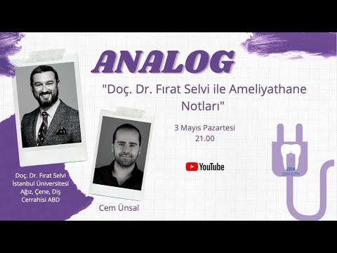 Doç. Dr. Fırat Selvi'nin Cerrahi uygulamalarla ilgili tecrübelerini ve bakış açılarını hoş bir sohbette değerlendiriyoruz.
