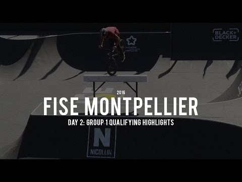 FISE Montpellier 2016: Day 2 - Pro Qualifying