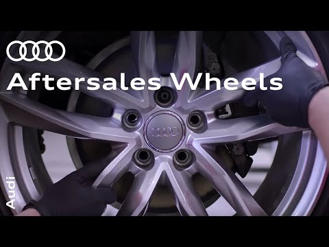 Audi Aftersales 2017: Wheels