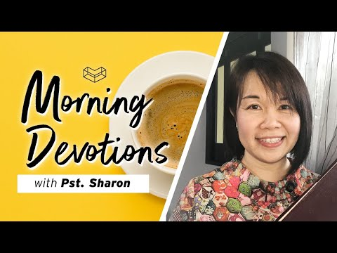 Shema: Listen and Obey  Devotion  Ps. Sharon Chong  Cornerstone Community Church  CSCC Online