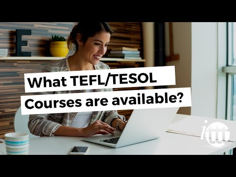 ITTT - International TEFL and TESOL Training - TEFL TESOL Courses - Overview