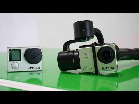 Z1 Evolution Professional 3 axis Stabilized gimbal for GoPro Cameras - UCsFctXdFnbeoKpLefdEloEQ