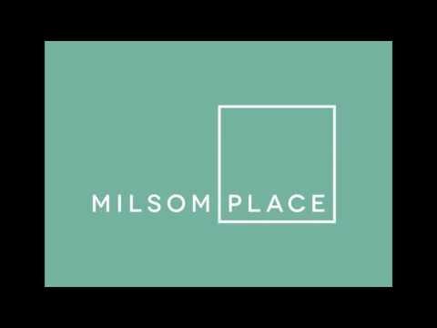 Milsom Place Brand Identity