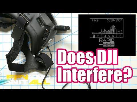 Does DJI FPV Interfere with Analog FPV? - UCX3eufnI7A2I7IkKHZn8KSQ