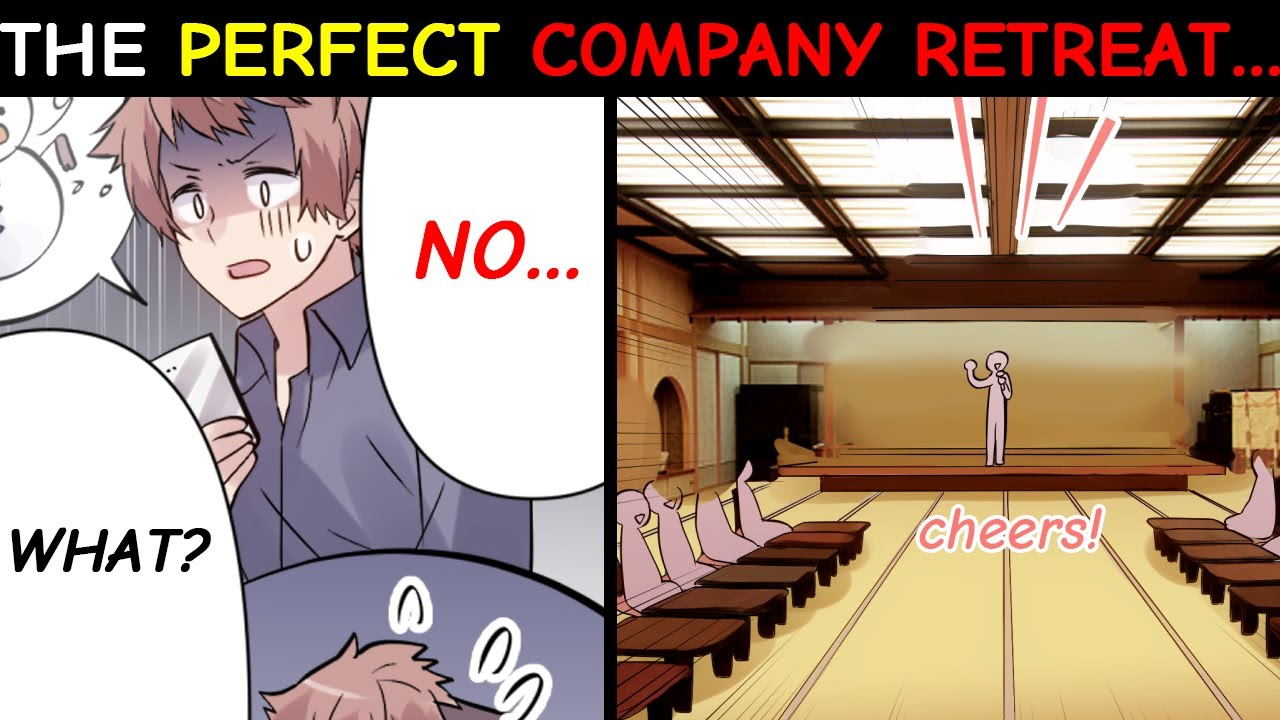 My company retreat was going perfectly, until the unexpected happened… [Manga dub]