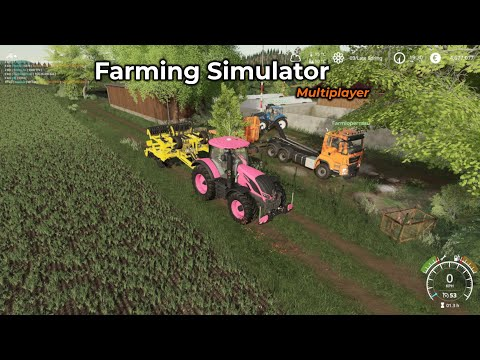 Farming Simulator 19 -- 11/02/2020