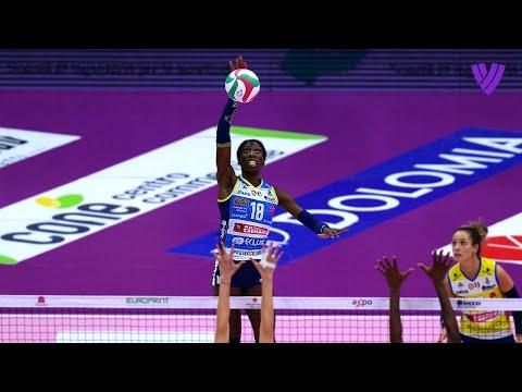 Powerful Plays of Italian Superstar Egonu! 🏐🔥 | Highlights Women's Volleyball Serie A 🇮🇹