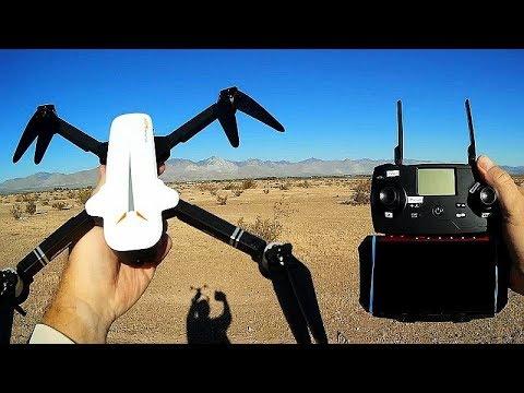 8811 Aviator Folding Brushless GPS Camera Drone Flight Test Review - UC90A4JdsSoFm1Okfu0DHTuQ
