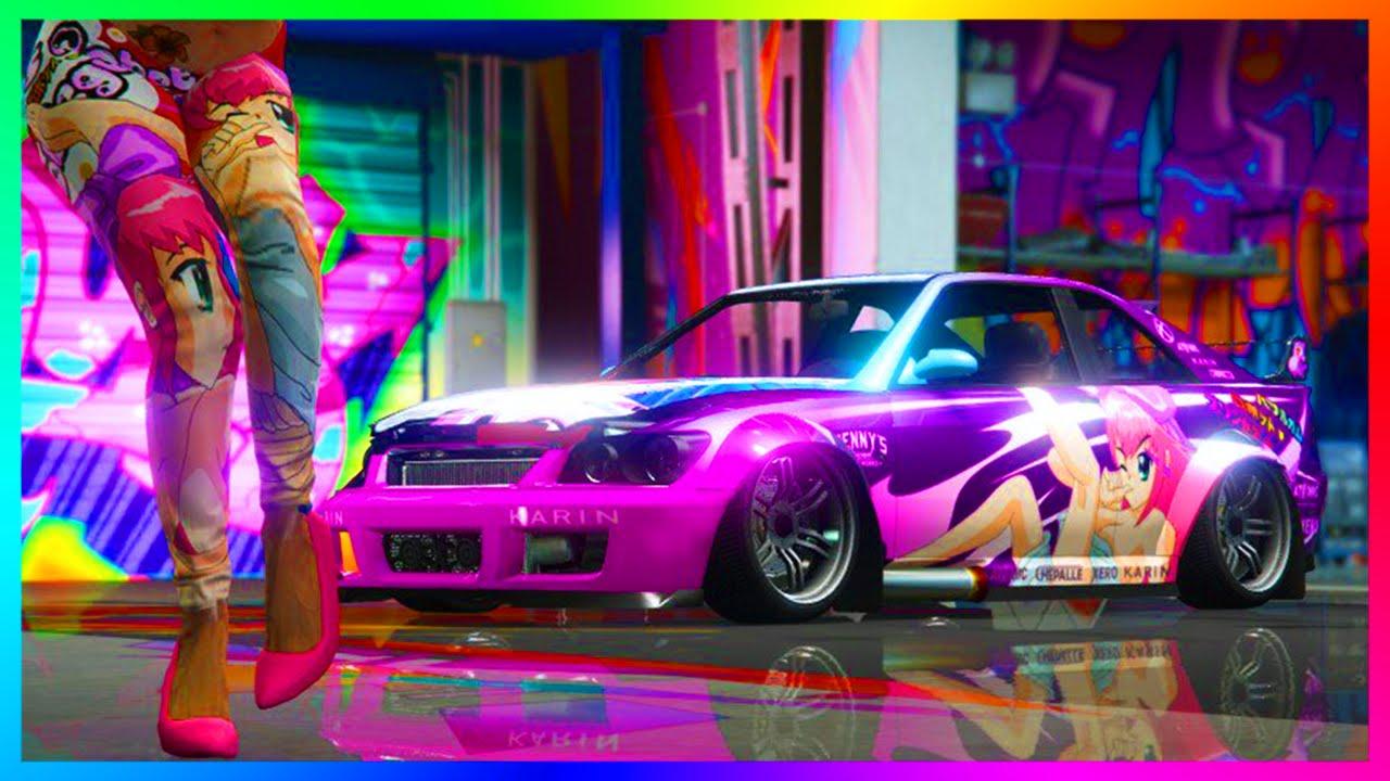 GTA 5 DLC UPDATE! - NEW Karin Sultan RS Super Car Ultimate ...