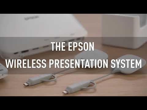 Epson ELPWP10/ ELPWP20 Wireless Presentation System