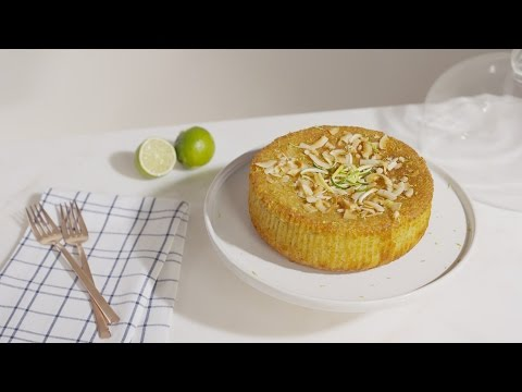 houseoffraser.co.uk & House of Fraser Discount Code video: How to Make Gluten and Dairy-free Lime, Coconut and Almond Quinoa Cake | House of Fraser