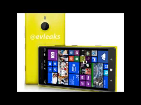 Nokia Lumia 1520 - LEAK (Credit: @evleaks) - ctntechnologynews