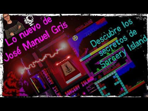 ¡Lo nuevo de José Manuel Gris! Sorcery Island