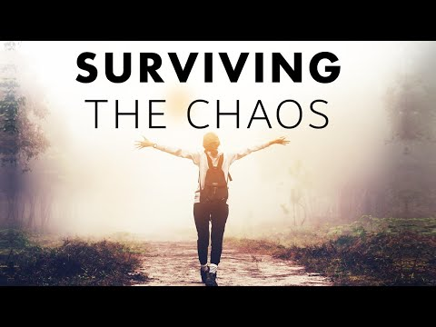 SURVIVING THE CHAOS - BIBLE PREACHING  PASTORS SEAN & AIMEE PINDER