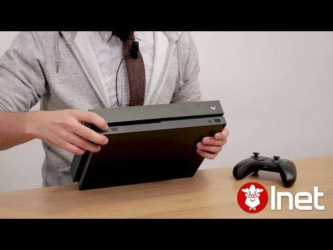 Unboxing av världens mest kraftfulla konsol - XBOX ONE X