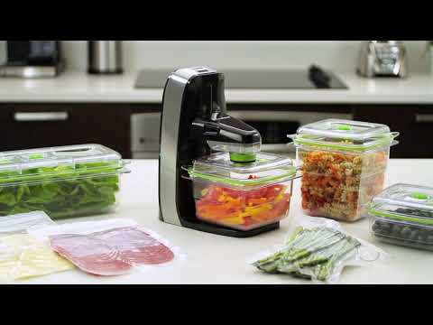Foodsaver Fresh FFS010X - Instruktionsfilm på svenska