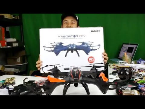 Predator U842 Wifi FPV Quadcopter Drone With HD Camera Review- Live Footage from iPhones & Androids! - UC1b4mfcfGZ6KJwWvIFb4OnQ