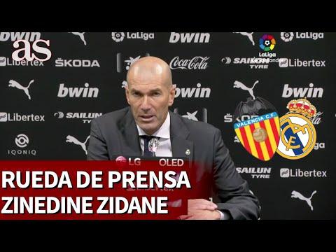 VALENCIA 4 – REAL MADRID 1 | Zidane: «El culpable soy yo» | Diario As