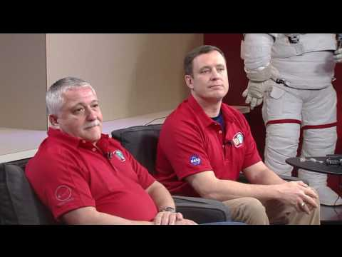 Next Space Station Crew Previews Mission