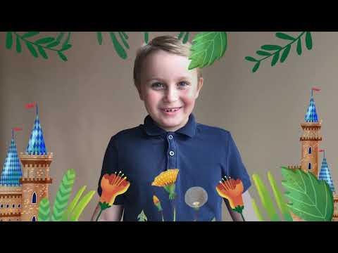 Промо «Ю» | День защиты детей | Умница
