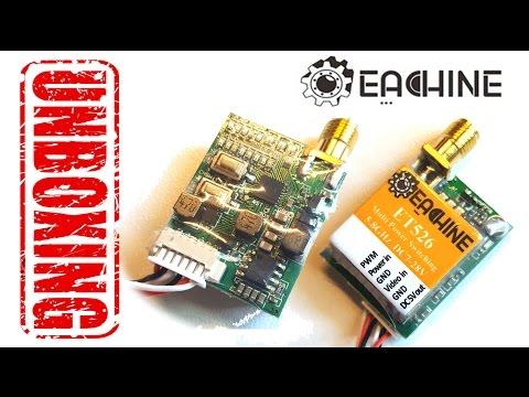Unboxing : Eachine ET526 Vtx - UCdA5BpQaZQ1QUBUKlBnoxnA