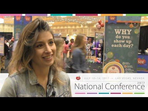 Why Attend the SDE 2017 National Conference?