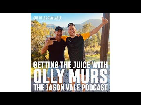 SEASON 3  #3  The Jason Vale Podcast: Olly Murs