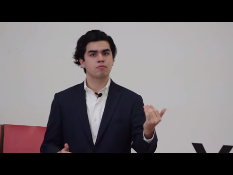 Entering people's hearts and culture with languages   Daniel Basurto F.   TEDxInstitutoMéxicodeBC