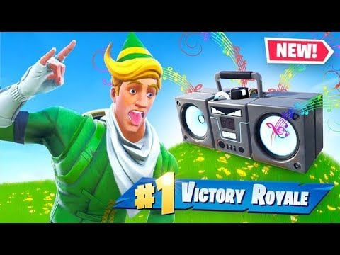 Time For The Fortnite Event