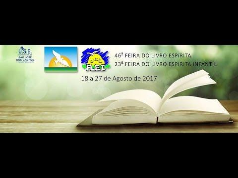 Feira do Livro Espírita de São José dos Campos- SP