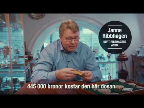 Antikmässan - Jan Ribbhagen
