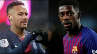 MC Real oo ceebeysatay Barca Guardiola oo feeri gaaray Aguero & Neymar & wararkale