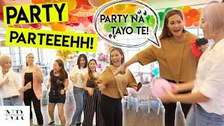 NAKIPARTY KINA MOMMY VIA! + HAPPY 3RD BIRTHDAY LOUIE!  | Nina Rayos 💋