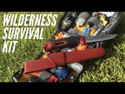 My Personal Wilderness Survival Kit: Complete Review [Part 1]  & Part 2 Will Be Future Testing