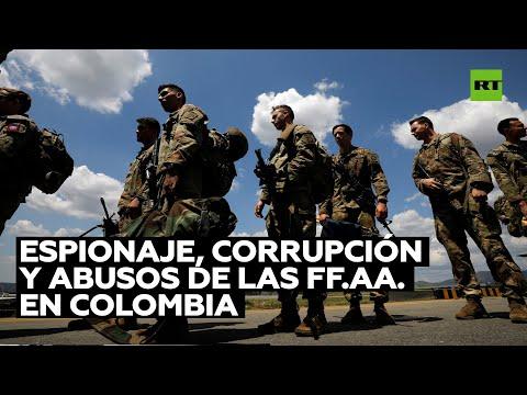 «Hay una crisis inmensa en Colombia porque las FF.AA. han sido cuestionadas por espionaje y abusos»