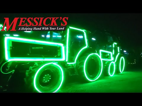 Christmas Tractors Techno | Messick Christmas 2020 | LOR Picture